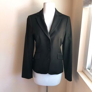United Colors of Benetton Wool Fitted Blazer